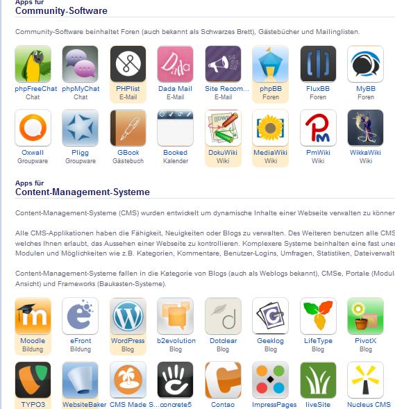 easy app 1 blu Nischenseiten Bloggen