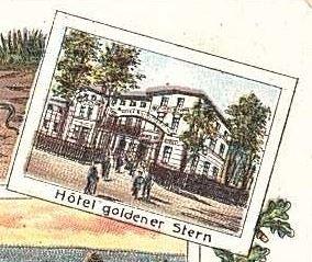 Hotel Stern Ansichtskarte